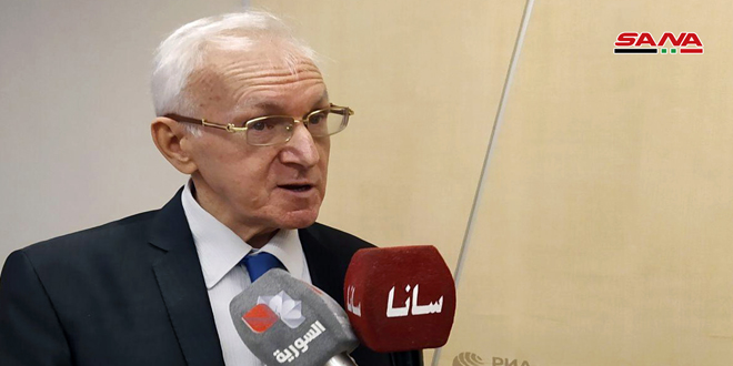 Dolgov: Presidential elections' entitlement is sovereign right for the Syrian people
