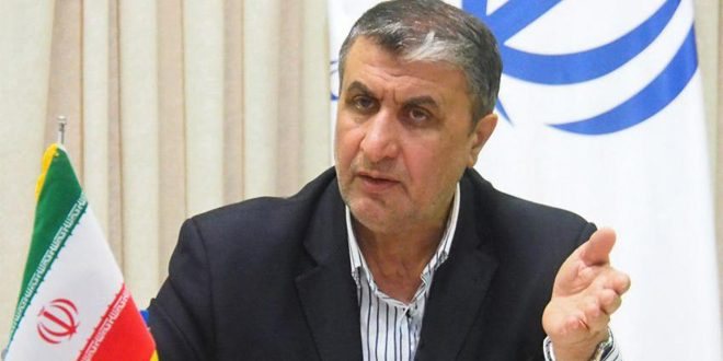 Leministre iranien des Transports: Les pourparlers visant à lier les chemins de fer entre l'Iran et la Syrie via l'Irak ont atteint de bonnes étapes