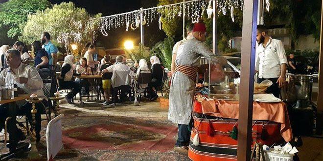 Ramadan à Damas…. des traditions transmises depuis des générations