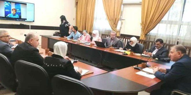 بمشاركة سورية.. جلسة تحضيرية للاجتماع العالمي للتعليم 2020 عبر الانترنت