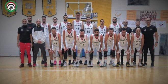 منتخب سورية لكرة السلة للرجال يخسر أمام منتخب قطر في التصفيات الأسيوية