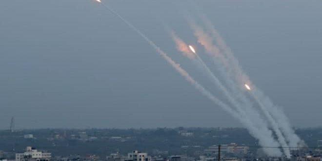 La résistance palestinienne cible à nouveau aux missiles les colonies d'occupation israélienne