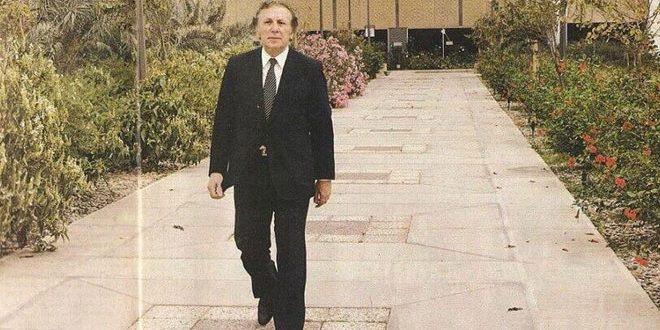 Nizar Qabbani…  le poète à qui Damas a enseigné l'alphabet du Jasmin