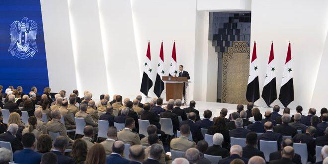 בכירים ירדניים: נאומו של הנשיא אל אסד מייצג חזון עמוק להווה ולעתיד