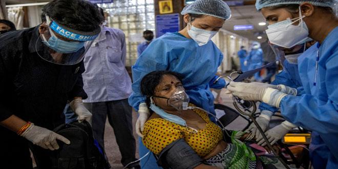 CNN: أزمة كورونا في الهند تعرقل نمو الاقتصاد العالمي