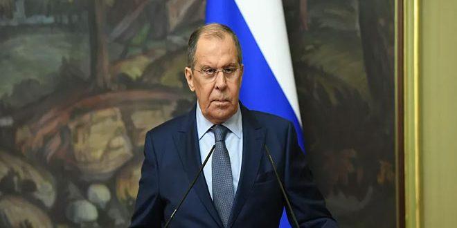 لافروف يبحث مع سفراء دول الاتحاد الأوروبي الأوضاع في سورية وليبيا وأفغانستان