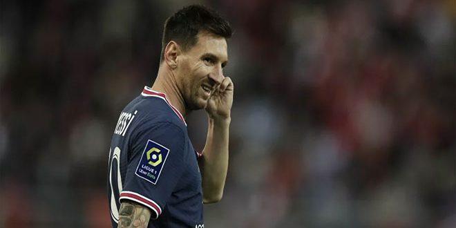 نادي باريس سان جيرمان يعلن إصابة نجمه ميسي