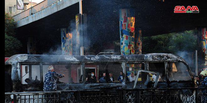 جاليتنا في التشيك: التفجير الإرهابي دليل إفلاس التنظيمات الإرهابية