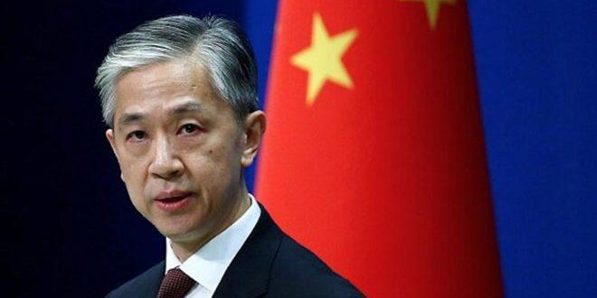 الصين تدين الهجوم الإرهابي في دمشق